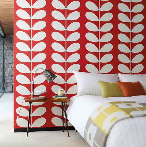 Orla Kiely Giant Stem by Harlequin - Home Interiors