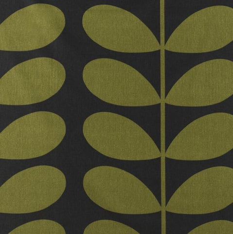 Orla Kiely | Fabric | Giant Stem | Moss