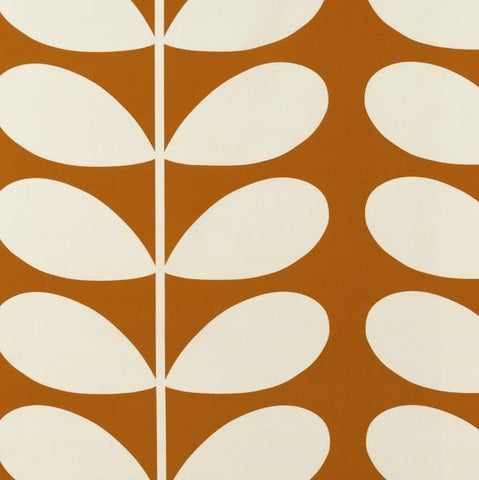 Orla Kiely | Fabric | Giant Stem Orange