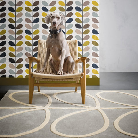 Orla Kiely | Rug | Giant Linear Stem -59404