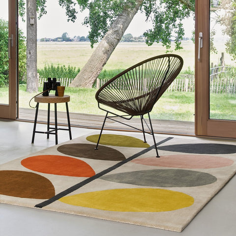 Orla Kiely | Rug | Giant Multi Stem - 59205
