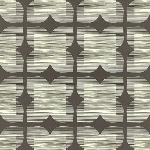 Orla Kiely Flower Tile - Home Interiors