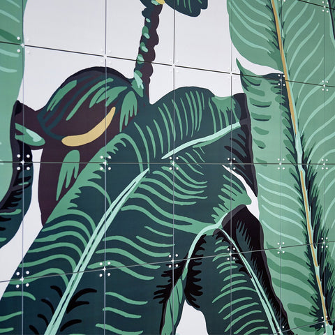 IXXI Banana Leaf Wall Art