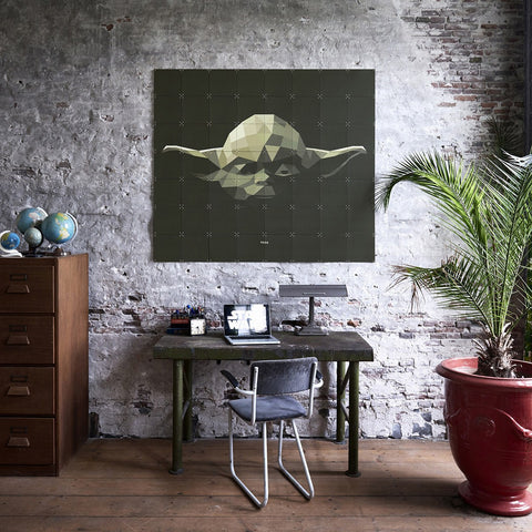 Star Wars Yoda Wall Art - Home Interiors