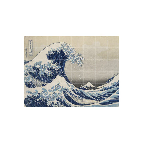 IXXI | Wall Art | The Great Wave | The British Museum