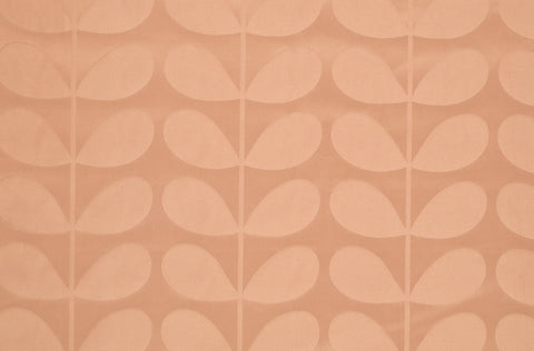 Orla Kiely | Curtain| Jacquard Stem Tea Rose