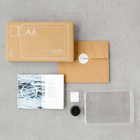 Memobottle A6 - Home Interiors