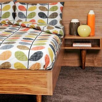 Orla Kiely Bed Linen - Scribble