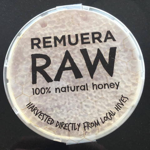 Comb Honey - Remuera Raw