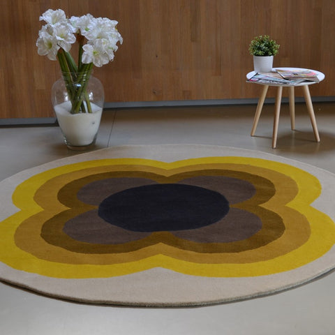 Orla Kiely | Rug | Sunflower -60006