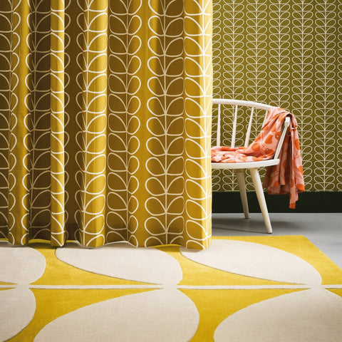 Orla Kiely | Rug | Yellow Stem - 59306