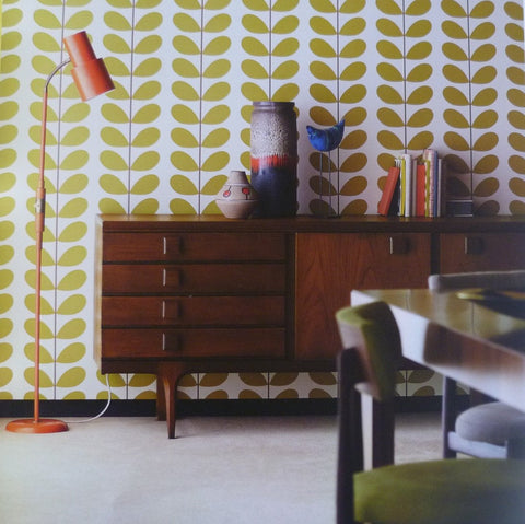 Orla Kiely Classic Stem by Harlequin - Home Interiors
