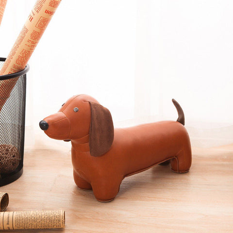 Classic Dachshund Bookend