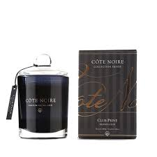 Côte Noire | 450g Gold Candle | Private Club