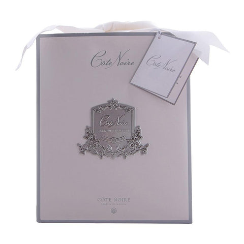 Côte Noire | English Roses | Ivory | Clear Vessel