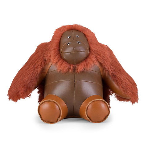 ZUNY | Bookend | Classic Orangutan Brown