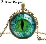 Cat Eye Necklace Giveaway