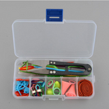Knitting Tools With Case