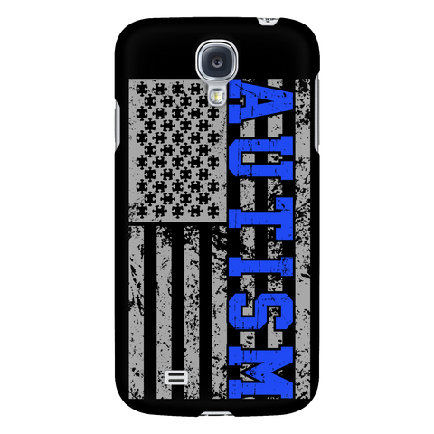 Autism Awareness Flag Phone Case