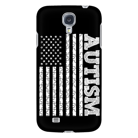 Autism Flag Phone Case