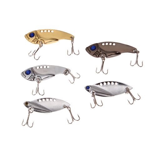 5 Piece Metal Fishing Lures - Giveaway