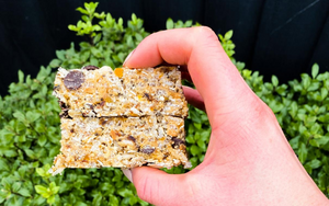 Rice & Oat Protein Bars