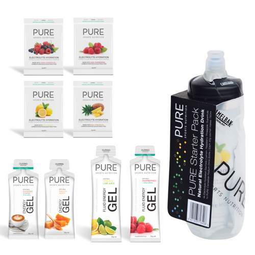 TRAINING BUNDLE - PURE Sports Nutrition