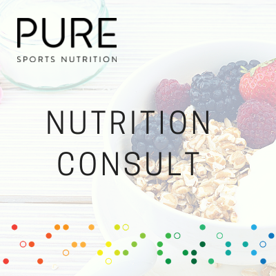 NUTRITION CONSULTATION & PERSONALISED PLAN - PURE Sports Nutrition