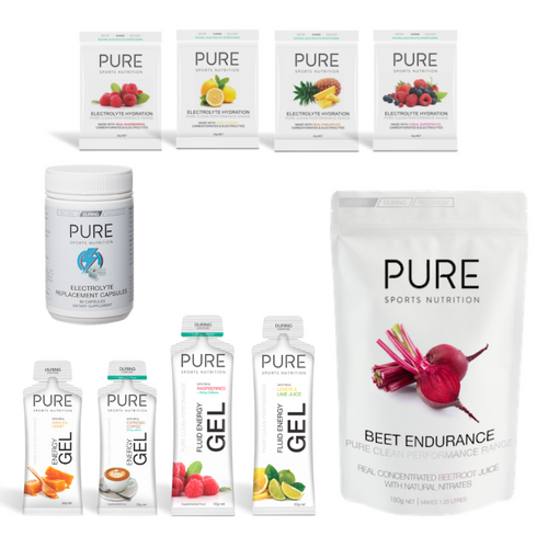 PERFORMANCE BUNDLE - PURE Sports Nutrition