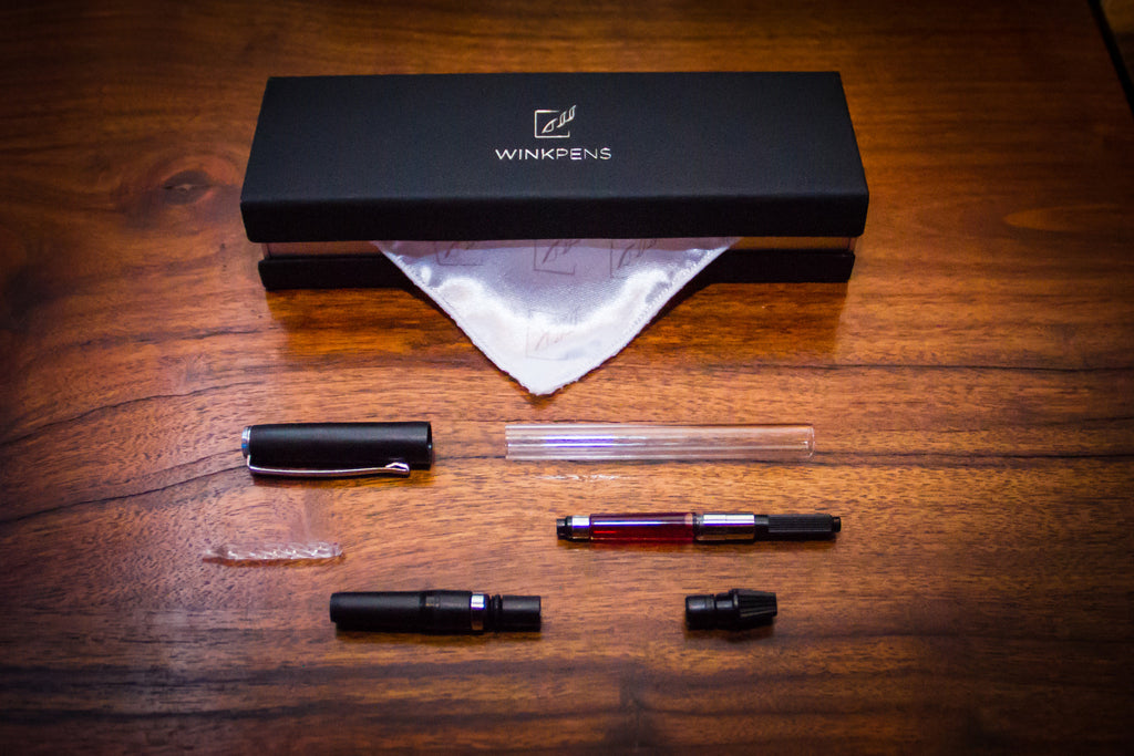 First Edition Wink Pen (sold out)