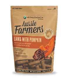 Aussie Farmers - Lamb with Pumpkin Treats for dogs