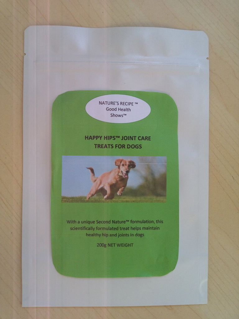 Nature's Recipe™ Happy Hips™ Joint Care Treats for Dogs