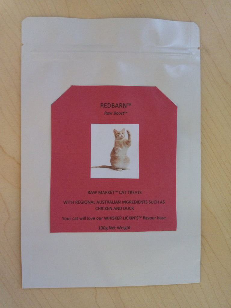 Redbarn™ Raw Market™ Cat Treats