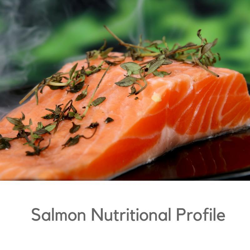 salmon nutritional profile