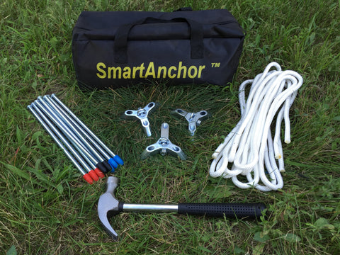 SmartAnchor Anchoring System