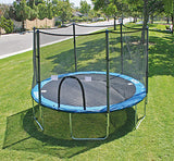 Safe-out Anchor for Soccer Goals and Trampolines