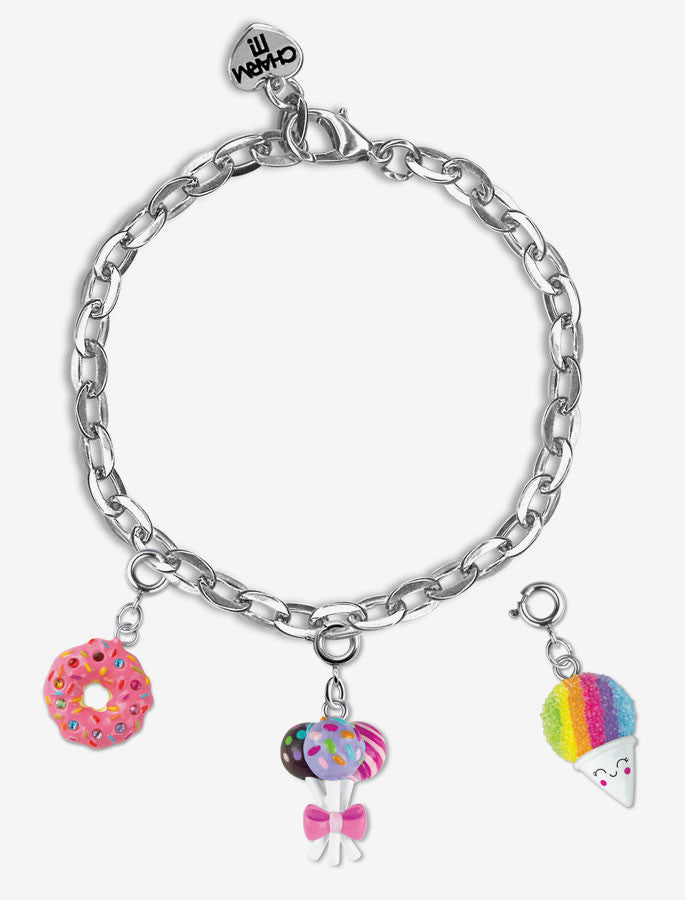 CHARM IT! ®Sweet Treats Charm Bracelet Gift Set