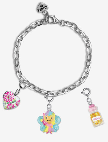 CHARM IT! ® Fairy Wishes Charm Bracelet Gift Set