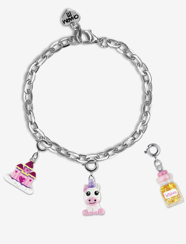 CHARM IT! ® Fairytale Charm Bracelet Gift Set