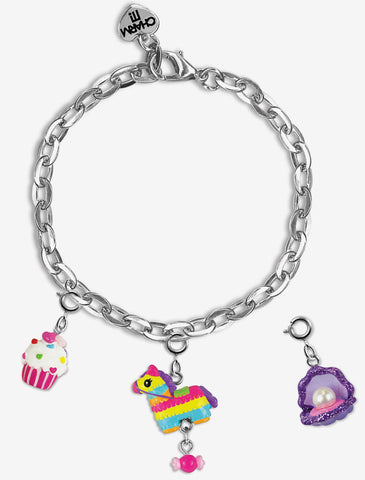 CHARM IT! ® Party Time Charm Bracelet Gift Set