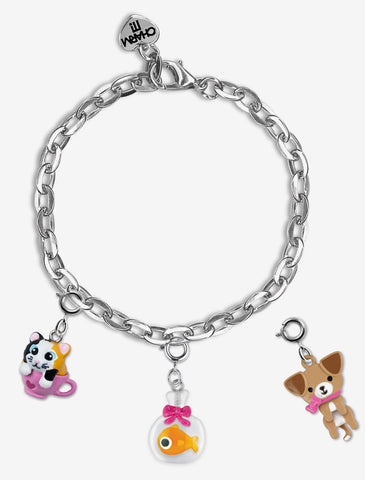 CHARM IT! ® Pet Love Charm Bracelet Gift Set