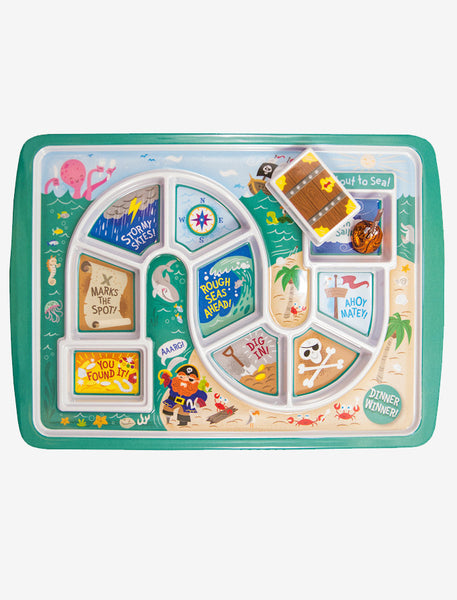 Dinner Winner Game Board Food Tray for Kids
