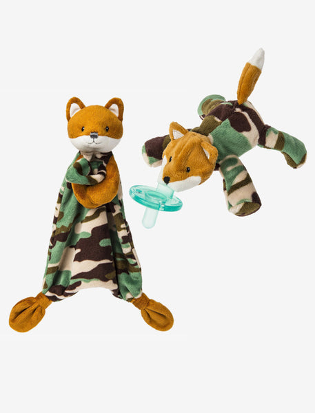 Camo Fox 2-Piece Baby Set