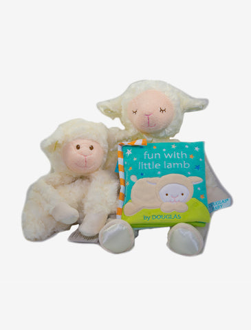 Wooly Lamb Play-Along Activity 3 Piece Set