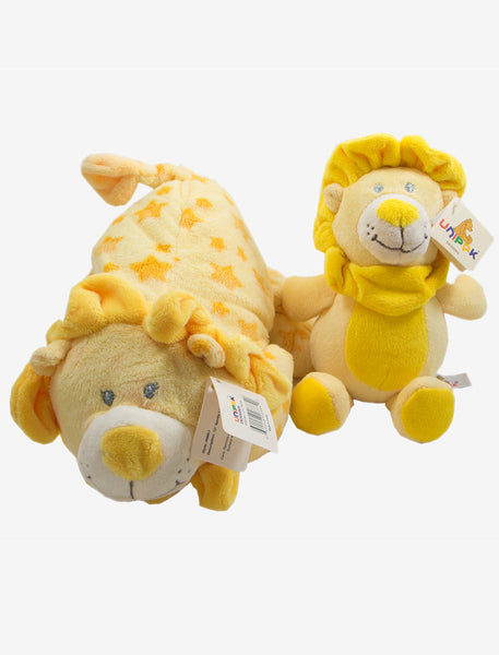 2-Pc Set Lion