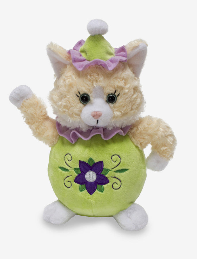 Animated Plush Toy Miss Kit-Tea