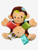 Dazzle Dots Monkey For Baby 3-Piece Set