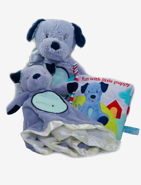 Blue Puppy Play-Along Activity 3 Piece Set