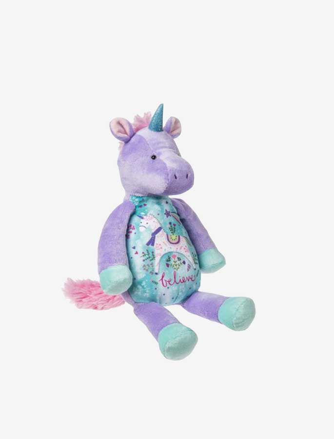 Whimsy Doodles Soft Toy, Unicorn