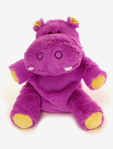 Stuffed Pink Hippo